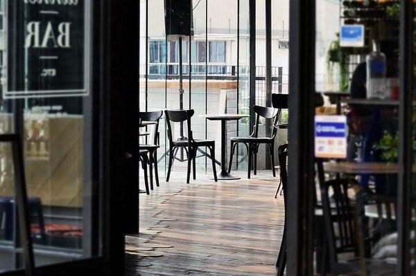 עיצוב בתי קפה