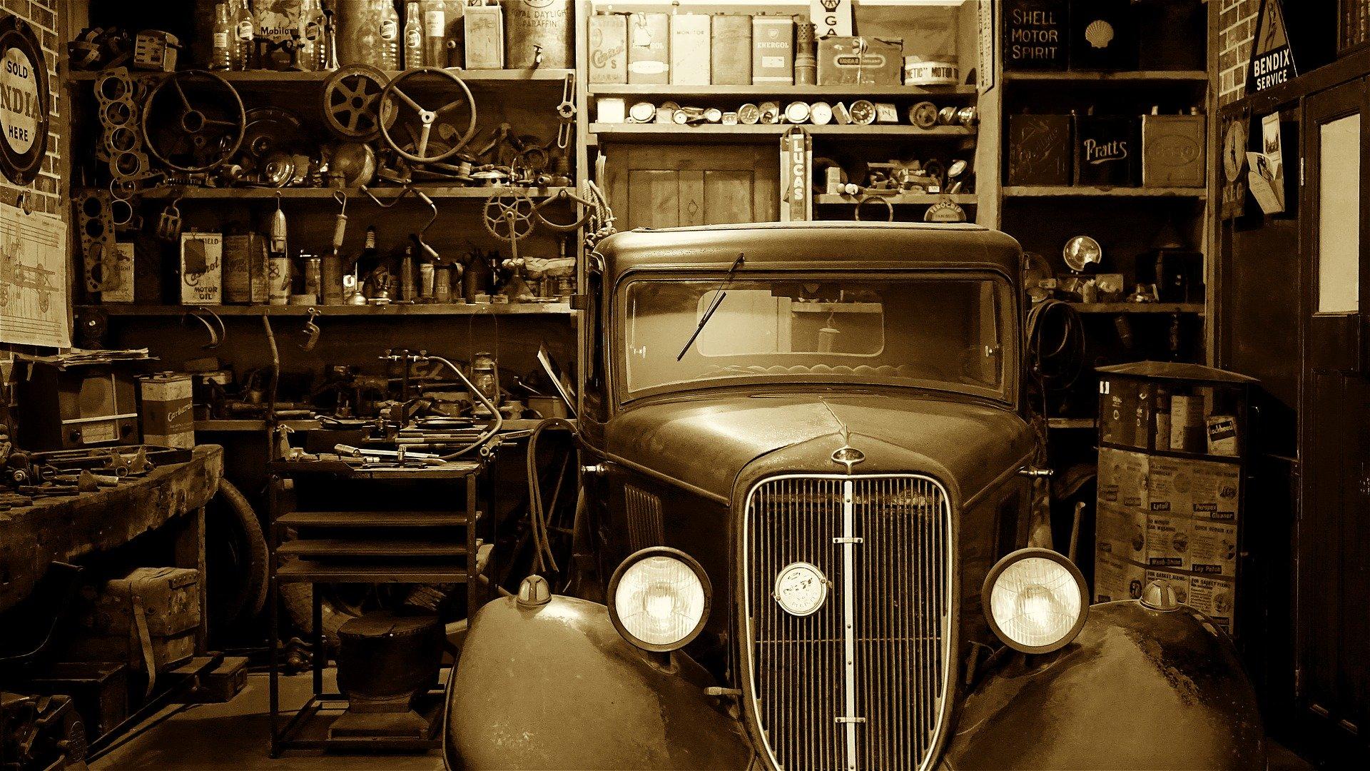 מכירת רכב ישן לפירוק