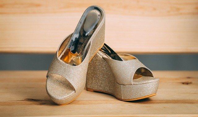 נעלי כלה פלטפורמה