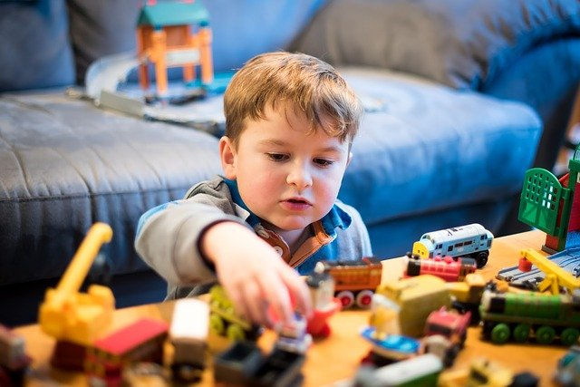 משחקים טיפוליים לילדים