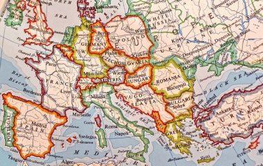 מה ההבדל בין אזור שנגן לאיחוד האירופי?