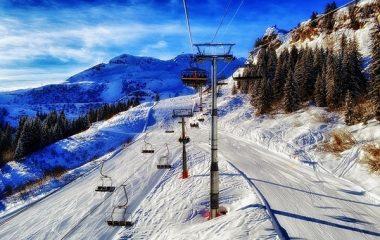טיפים לתכנון חופשת סקי בצרפת