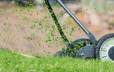 איך לשמר את מכסחת הדשא?