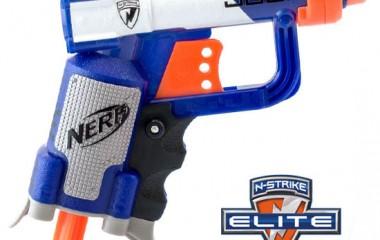 אקדחי נרף – הצעצוע שכבש את העולם