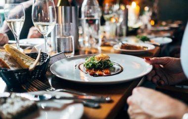ארוחות שף יוקרתיות לאירועים אינטימיים