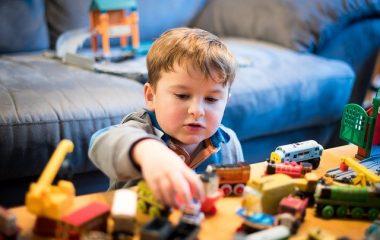 5 יתרונות של משחקים טיפוליים לילדים