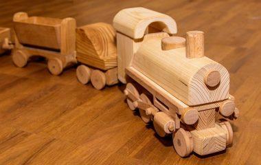 היתרונות של צעצועי עץ לילדים
