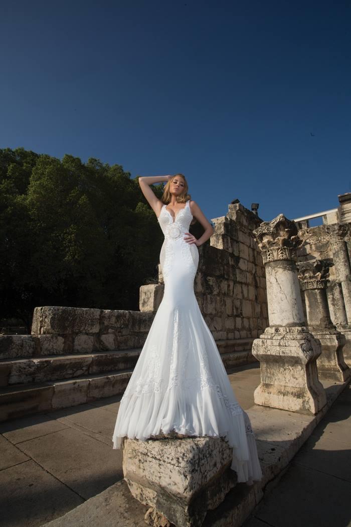 מדריך לבחירת שמלת כלה שתתאים לך לגוף