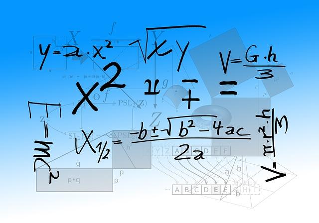 שיעורים פרטיים באלגברה ליניארית