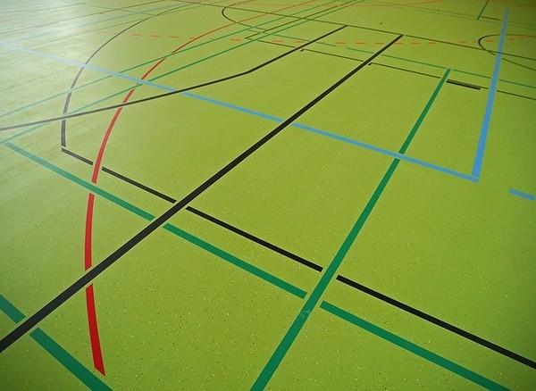 משחקי רצפה