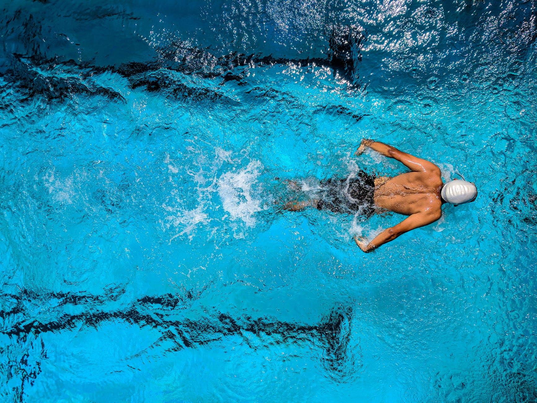 איפה ניתן למצוא בישראל בריכות שחייה אולימפיות?