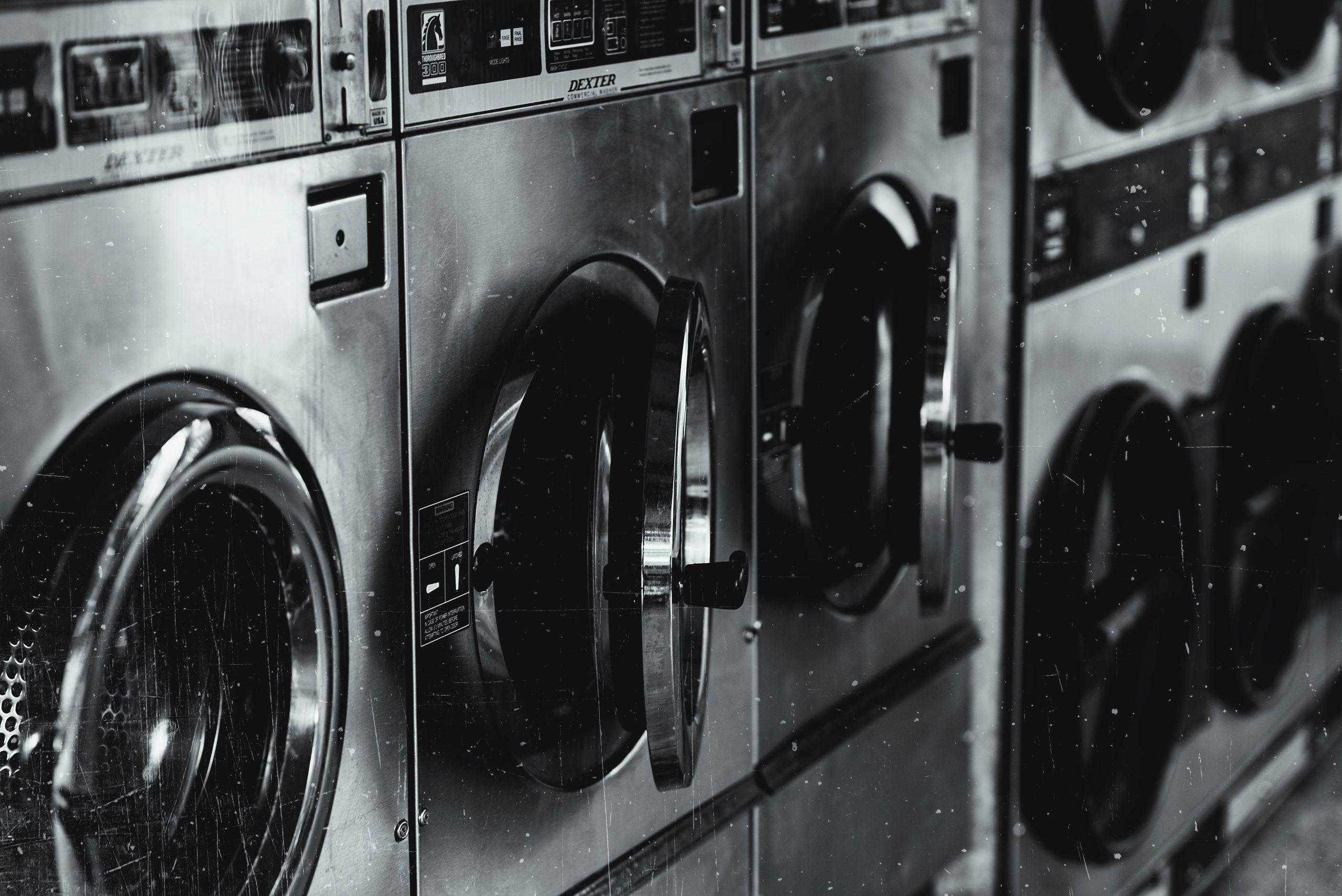 10 תקלות נפוצות במכונות כביסה