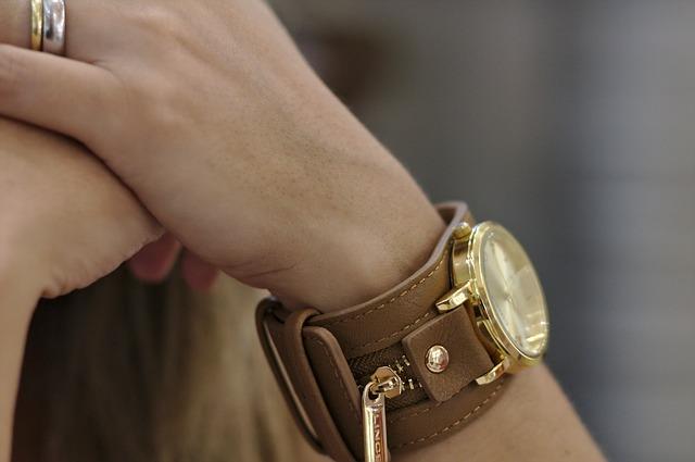 רצועות לשעונים – לא פחות חשובים מהשעון עצמו