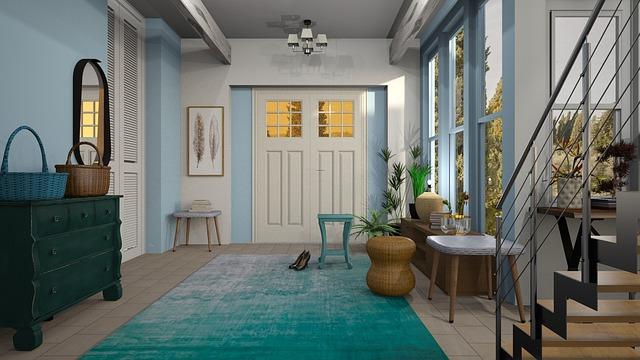 איך בבית מתאים לשלב שטיח טלאים?